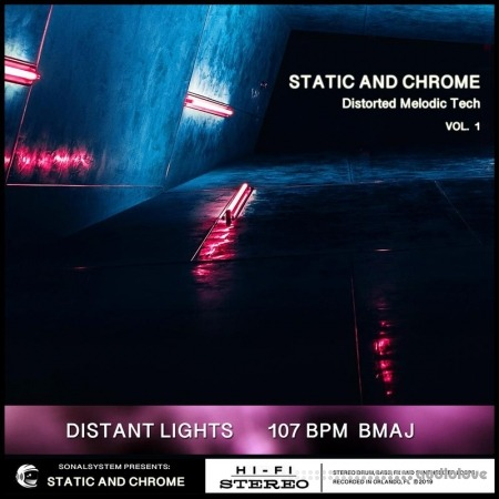 SonalSystem Static and Chrome Distorted Melodic Tech Vol.01