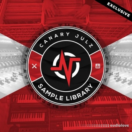 Canary Julz Sample Library Vol.1 (Compositions And Stems)