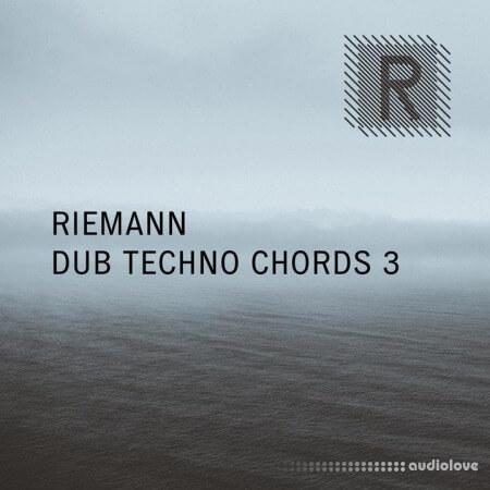Riemann Kollektion Riemann Dub Techno Chords 3
