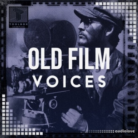 Toolbox Samples Old Film Voices