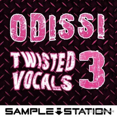 Sample Station Odissi Twisted Vocals 3 WAV