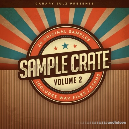 Canary Julz Sample Crate Vol.2 (Compositions And Stems)