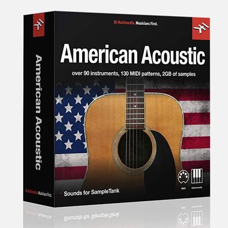IK Multimedia American Acoustic