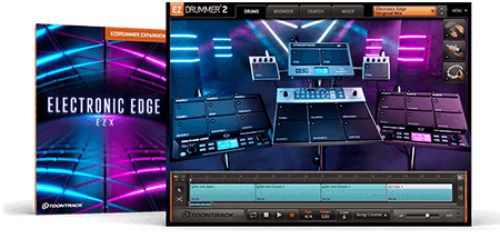 Toontrack Electronic Edge EZX