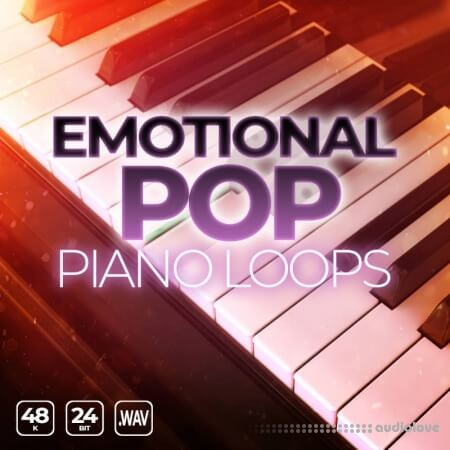 Epic Stock Media Emotional Pop Piano Loops