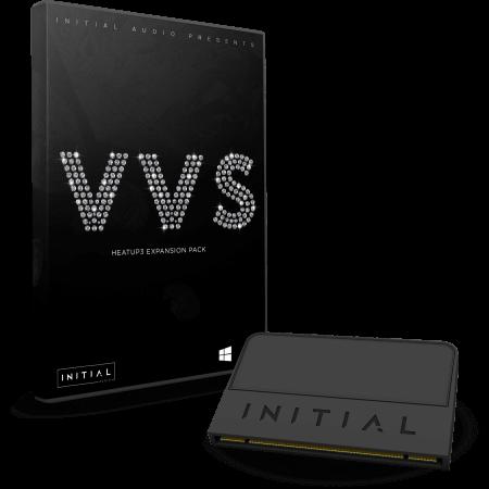 Initial Audio VVS Heatup3 Expansion WiN