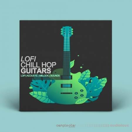 Samplestar Lofi Chill Hop Guitars WAV