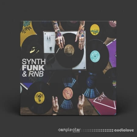Samplestar Synth Funk And RnB
