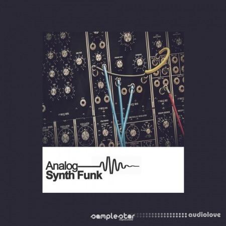 Samplestar Analog Synth Funk