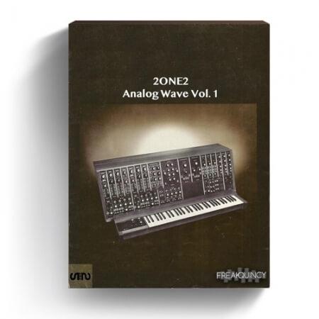 Freakquincy 2ONE2 Analog Wave Vol.1 (Sample Loops Stems and Midi Kit)