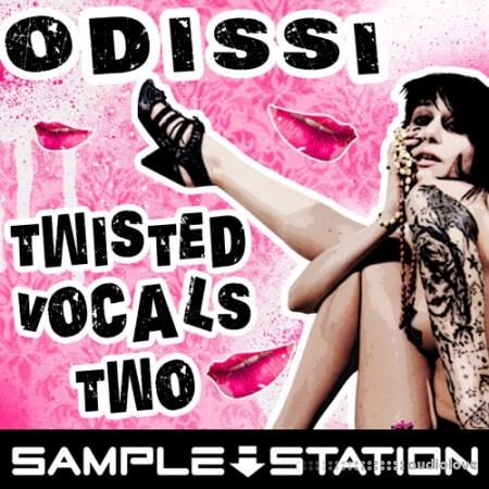 Sample Station Odissi Twisted Vocals Vol.2 ACiD WAV AiFF