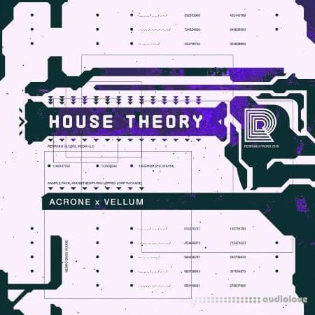 Renraku Acrone x Vellum House Theory