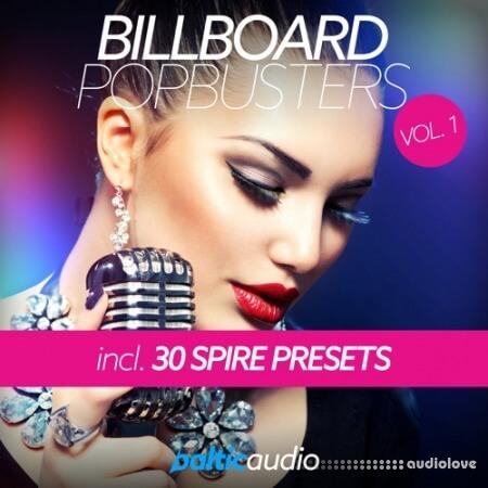Baltic Audio Billboard Pop Busters Vol.1 WAV MiDi Synth Presets