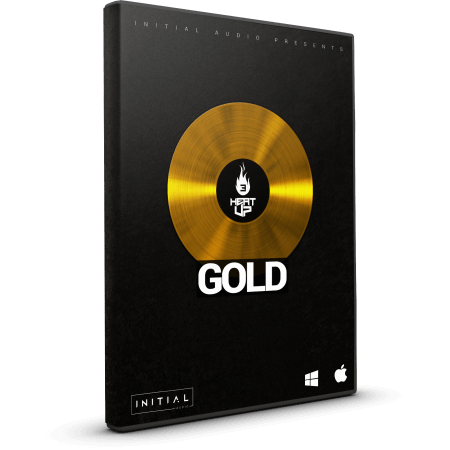 Initial Audio Gold Expansion Heat Up 3 Expansion WiN