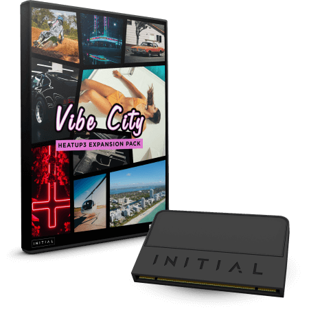 Initial Audio Vibe City Heat Up 3 Expansion
