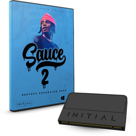 Initial Audio Sauce 2 Heat Up 3 Expansion WiN