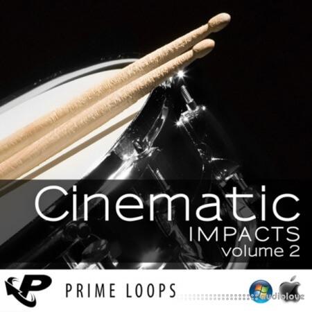 Prime Loops Cinematic Impacts Vol.2 MULTiFORMAT
