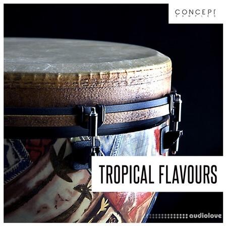 Concept Samples Tropical Flavours