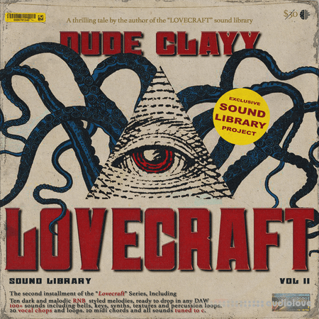 Dude Clayy Lovecraft II (Sample Library)