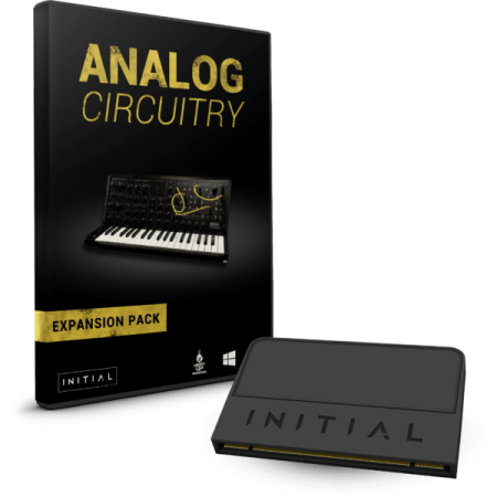 Initial Audio Analog Circuitry Heatup3 Expansion WiN MacOSX