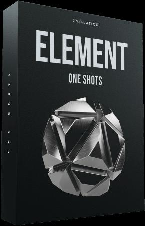 Cymatics Element One Shots