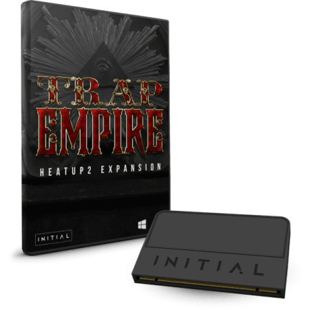 Initial Audio Trap Empire Heatup3 Expansion WiN