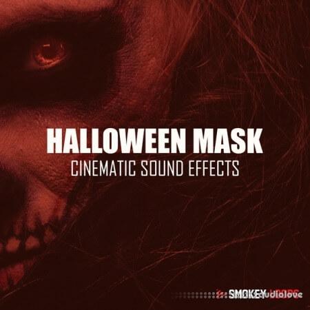 Smokey Loops Cinematic Halloween Mask