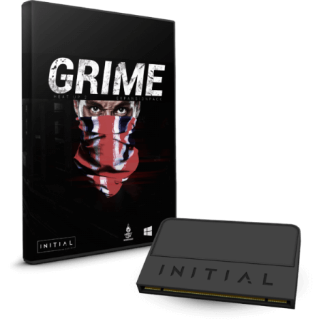 Initial Audio Grime Heatup3 Expansion WiN MacOSX