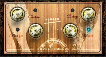 Dream Audio Tools Indie Fingers 5: Nylon Edition v1.5 KONTAKT