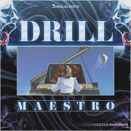 Jungle Loops Drill Maestro WAV MiDi