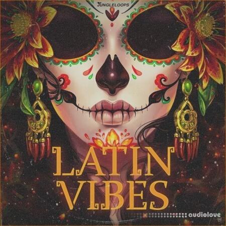 Jungle Loops Latin Vibes WAV MiDi