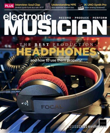 Electronic Musician – August 2021