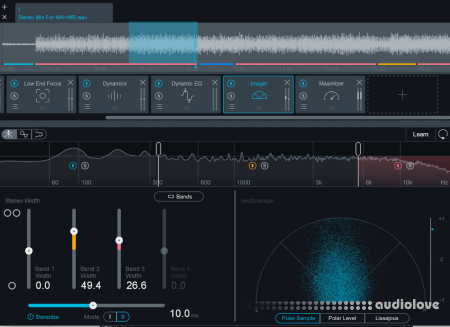 Music Protest DIY Pre-Mastering with iZotope Ozone