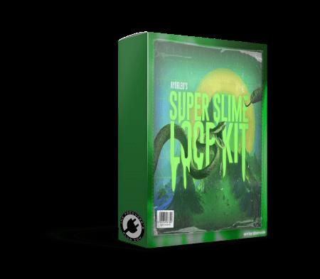 Ayo Bleu Super Slime (Loop Kit) WAV