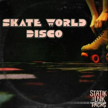 STATIK LNK Skate World Disco WAV