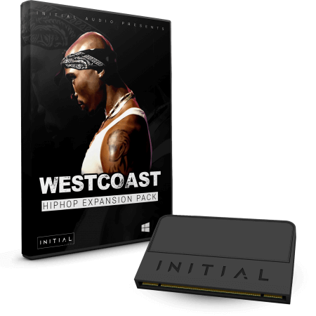 Initial Audio Westcoast Heat Up 3 Expansion WiN