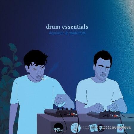 Made in M and Digitalluc Drum Essentials