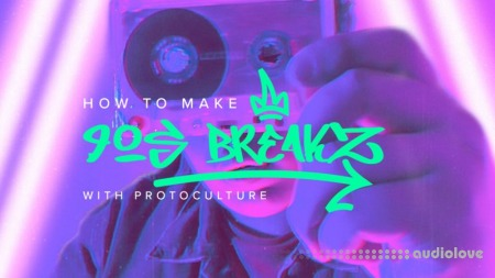 Sonic Academy How To Make 90s Breaks with Protoculture TUTORiAL