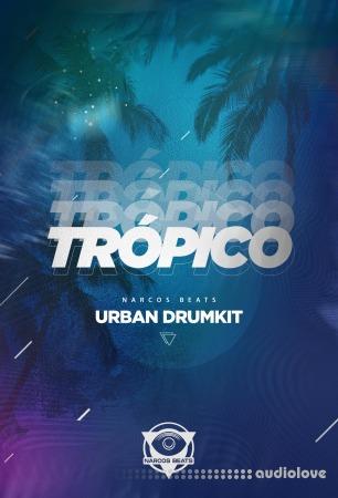Narcos Beats Tropico Reggaeton Drum Kit