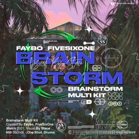 Faybo and Fivesixone Brainstorm (Multi Kit) WAV