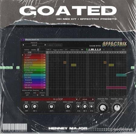 Henney Major Goated (HH MIDI Kit & Effectrix Bank)