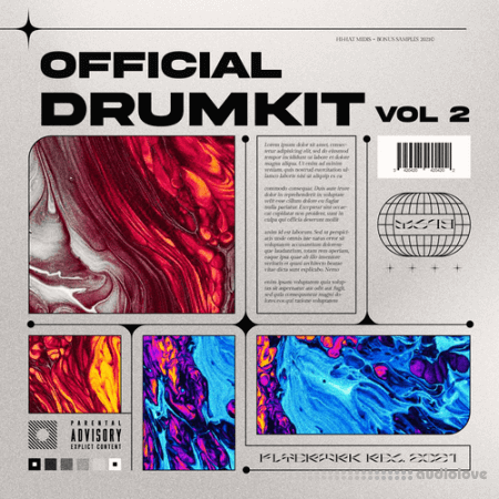 macshooter Official Drum Kit Vol.2