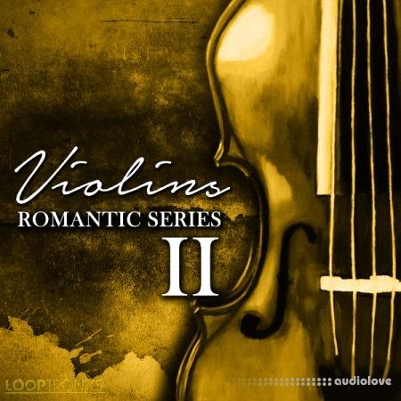 Looptroniks Violins Romantic Series 2 WAV MiDi