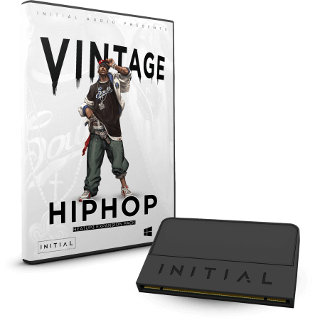 Initial Audio Vintage Hiphop Heat Up 3 Expansion WiN