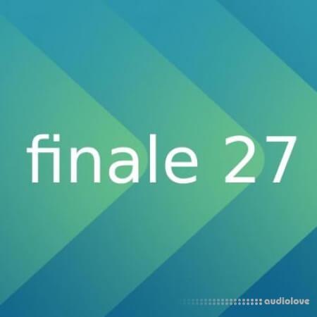 MakeMusic Finale v27.0.0.710 WiN