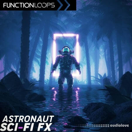 Function Loops Astronaut Sci-fi FX