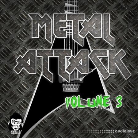 Vanilla Groove Studios Metal Attack Vol.3 WAV