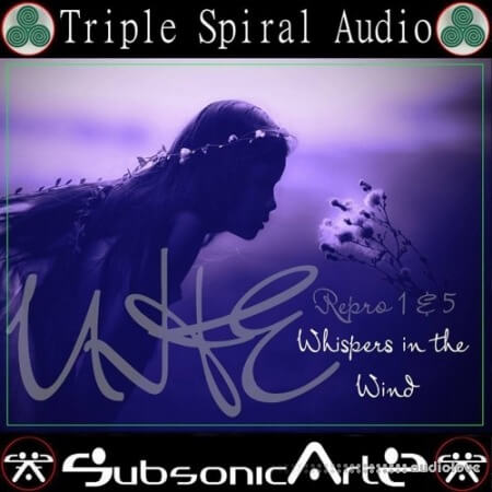 Subsonic Artz and Triple Spiral Audio Whispers In The Wind Synth Presets