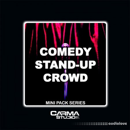 Carma Studio Comedy Stand-Up Crowd