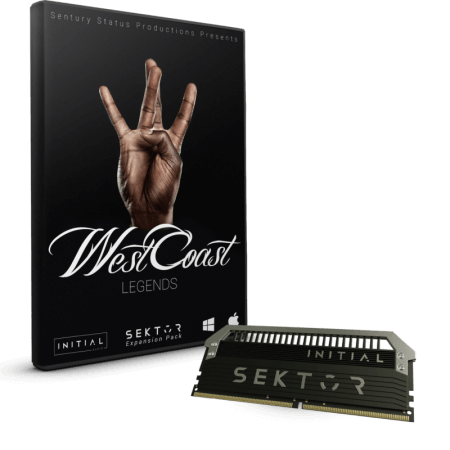 Initial Audio Westcoast Legends Sektor Expansion Synth Presets WiN